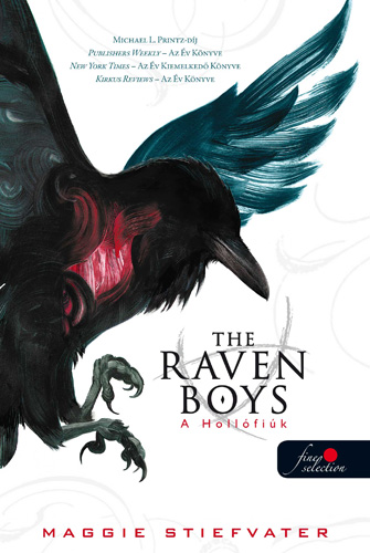 A Hollófiúk - The Raven Boys