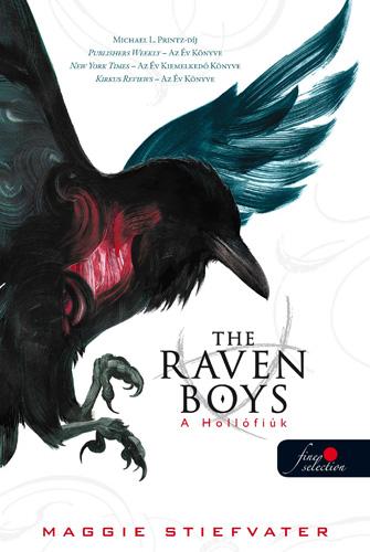 A Hollófiúk - The Raven Boys