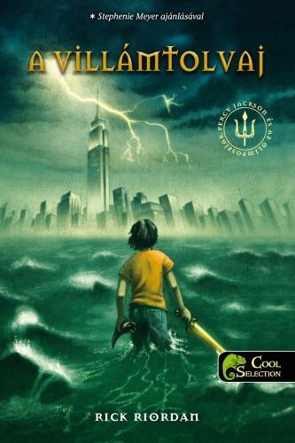 Percy Jackson és az Olimposziak - A villámtolvaj
