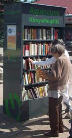 Aquincumi KönyvMegálló