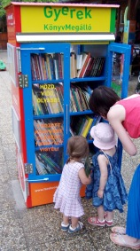 Zemplén Győző utcai Gyerek KönyvMegálló