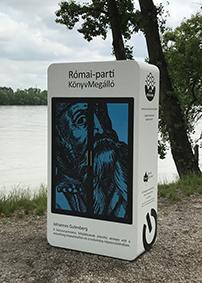 Római-parti KönyvMegálló