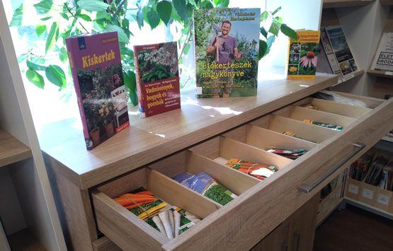 Könyvtárként a környezetért