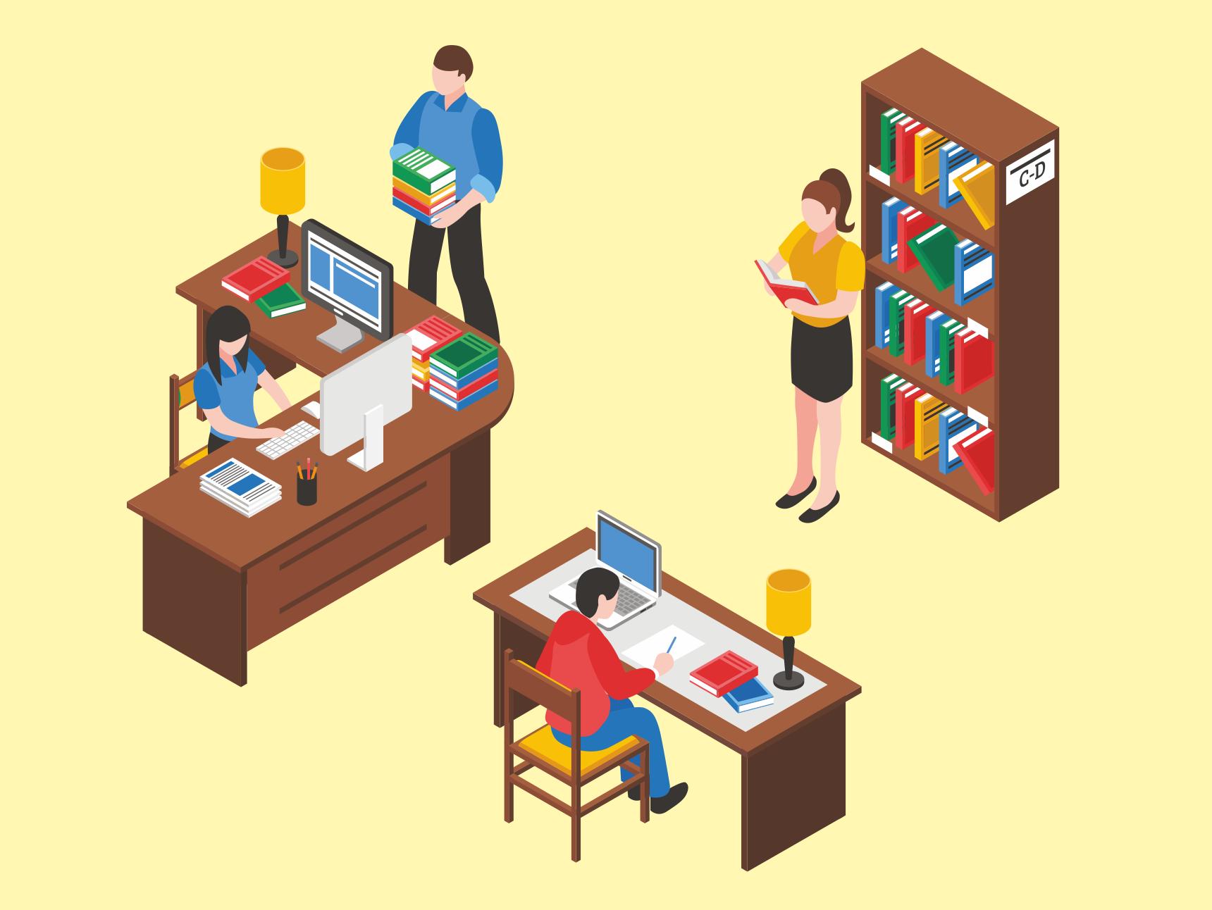 Változott könyvtáraink Használati szabályzata
